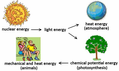 Examples Of Energy Transformations Energy Etfs
