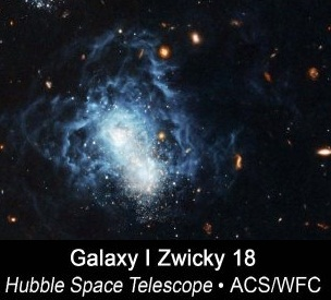 Irregular Shaped Galaxies (page 2) - Pics about space